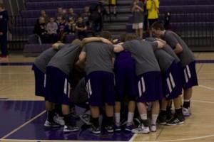 Buffalo Boys Basketball Team