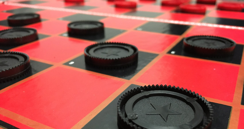 Checkers Game at searchfy.com